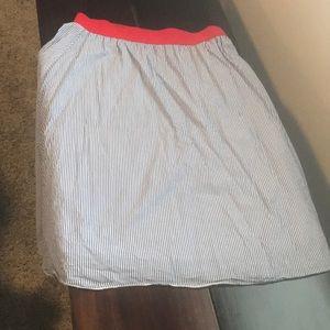 Lularoe Madison Size Large Skirt